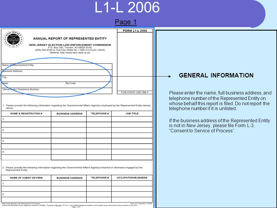 L1-L 2006 SUMMARY OF LOBBYING EXPENDITURES There are six categories of lobbying expenditures.