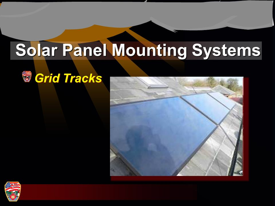 Grid Tracks Solar Panel Mounting Systems