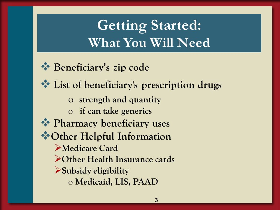 44 6 STEP Process 1.Enter Beneficiary Information 2.