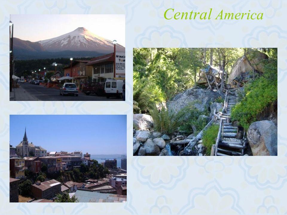 24 Central America