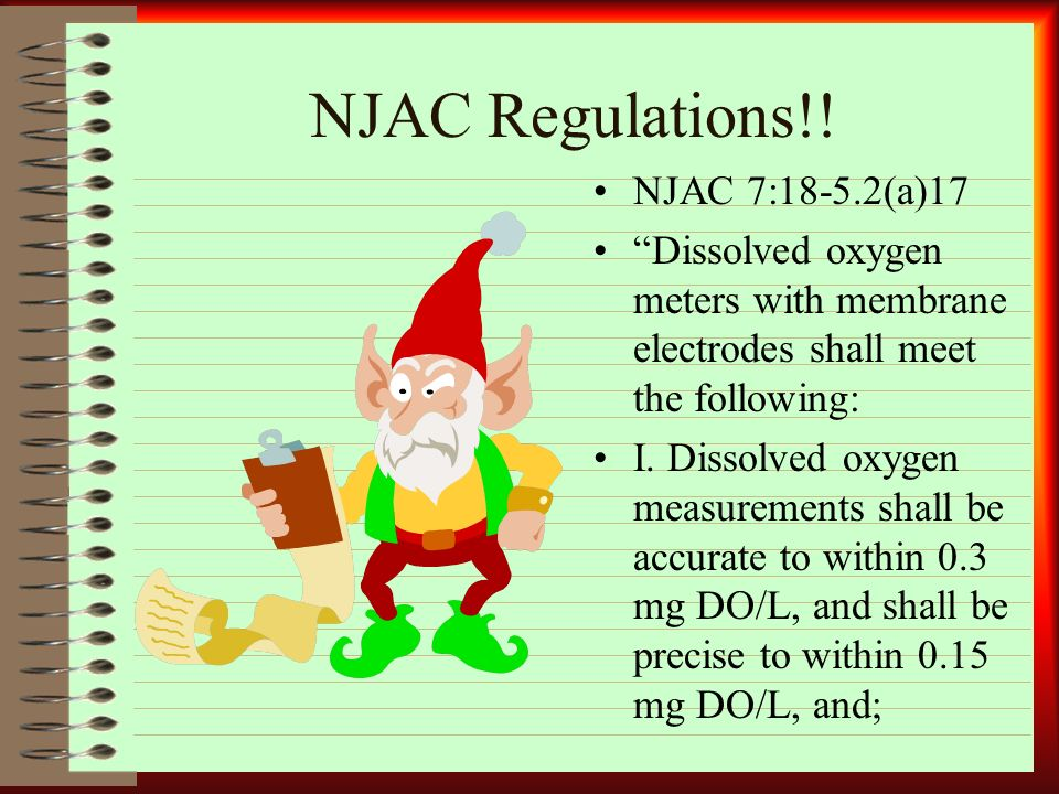 NJAC Regulations!.