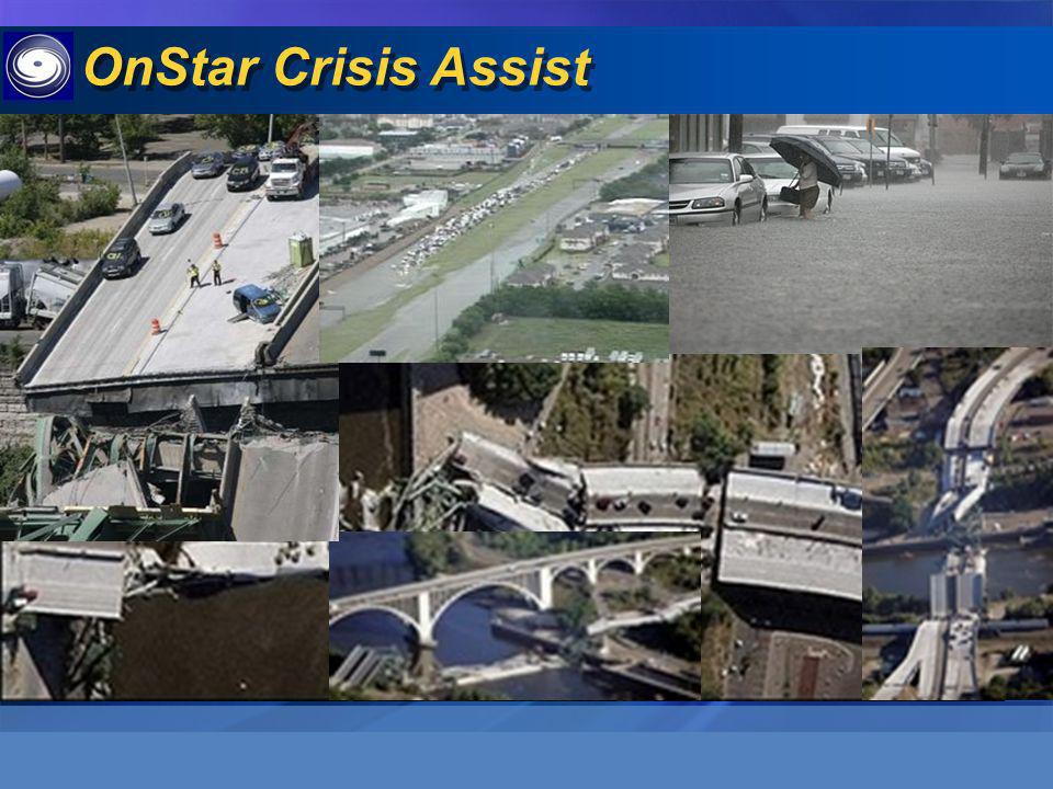 OnStar Crisis Assist