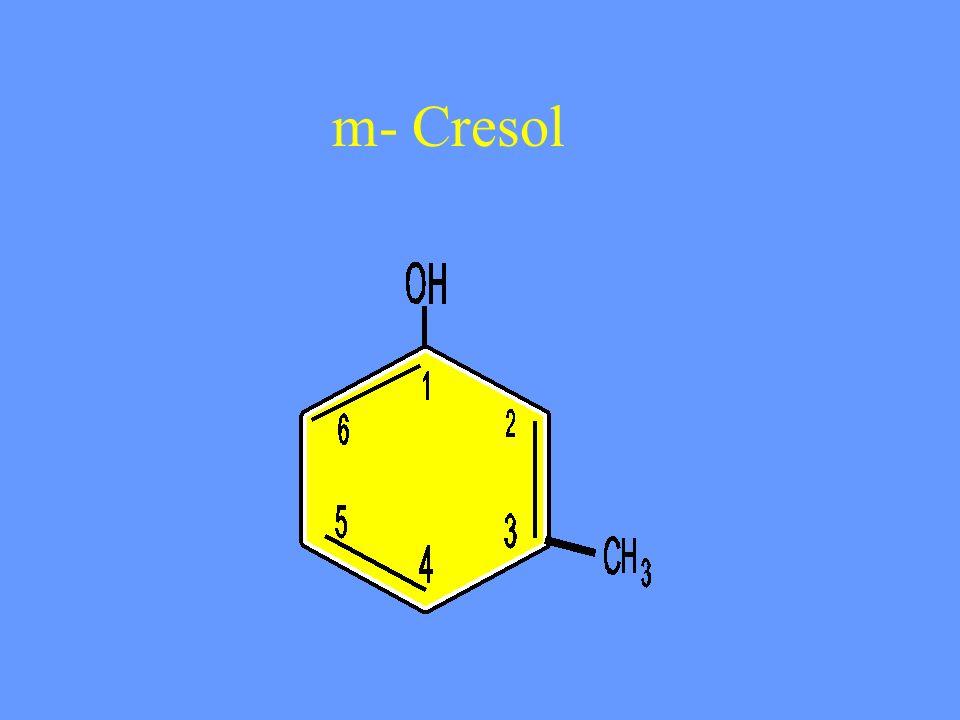 m- Cresol