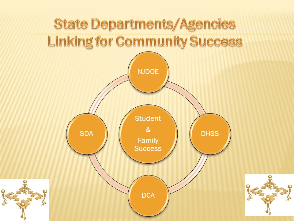 Student & Family Success NJDOEDHSSDCASDA