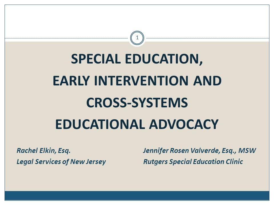 Individualized Education Program (contd) Transition Starting at age 14 (or younger if appropriate): Statement of strengths, interests, and preferences Identification of course of study, related strategies and/or activities consistent with above and intended to assist in developing or attaining postsecondary goals related to training, education, employment, and independent living Description of need for consultation with other agencies that provide services such as DVRS, DDD, and DOL Statement, as appropriate, of interagency linkages and responsibilities 22