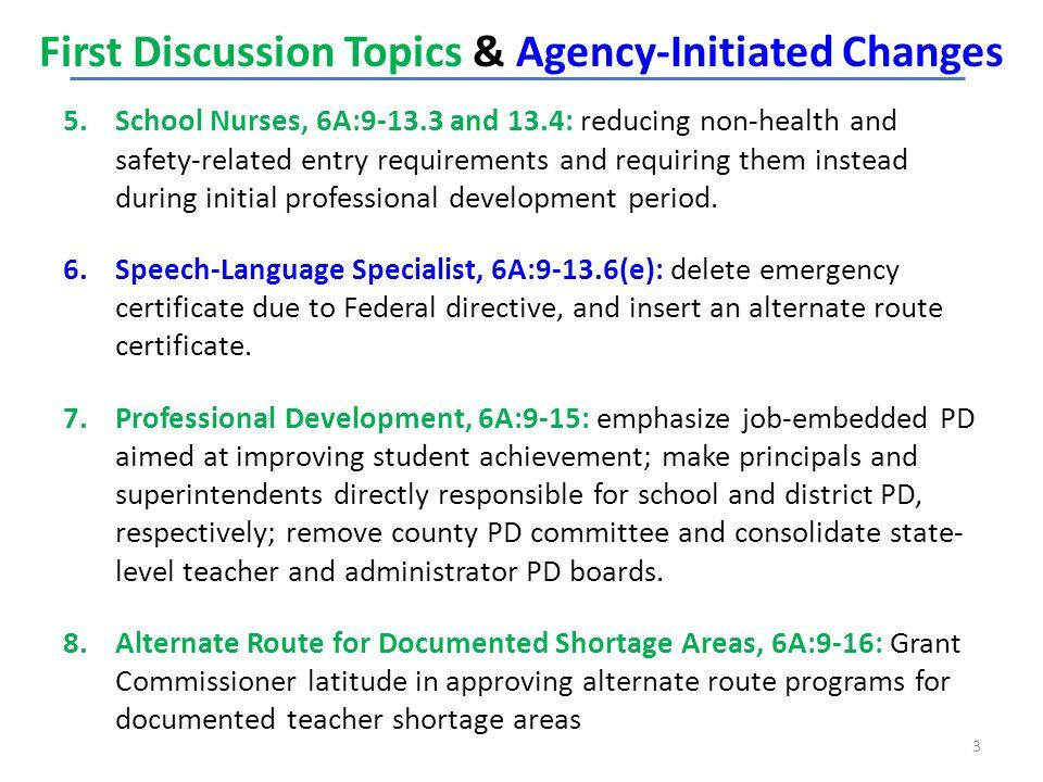 Teacher Certification & Charter Schools October 2012 NJ Department of Education Office of Charter Schools