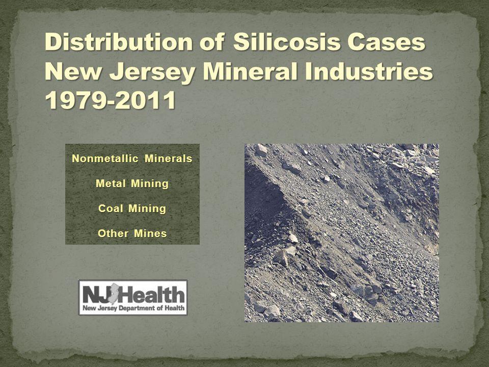 Nonmetallic Minerals Metal Mining Coal Mining Other Mines