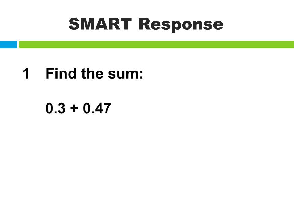 SMART Response