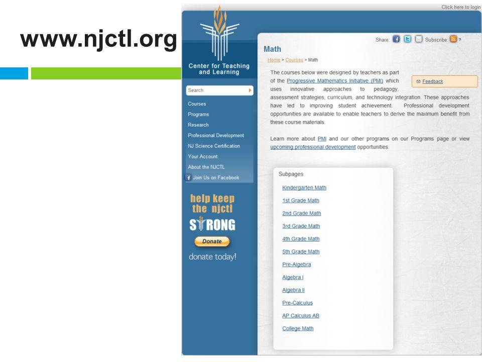 www.njctl.org