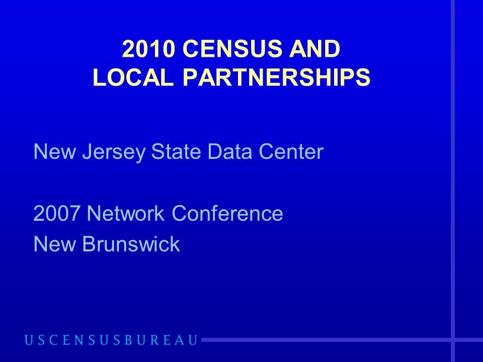 Major Components of the Reengineering Effort: American Community Survey MAF/TIGER Enhancements Program 2010 Census Reengineering the 2010 Decennial Census Program