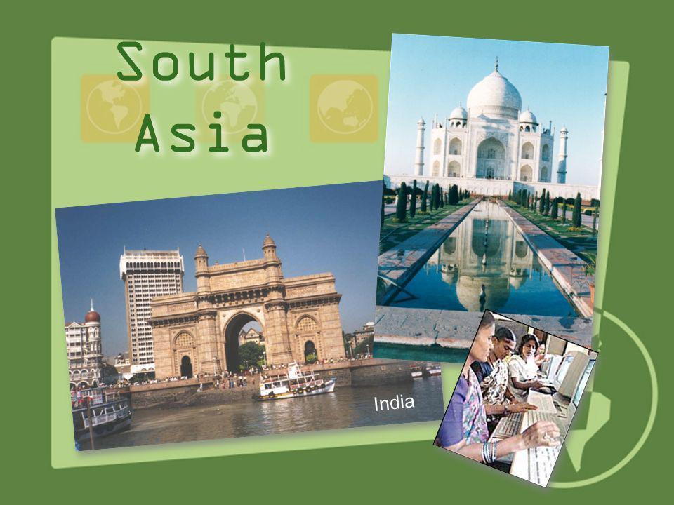 India South Asia