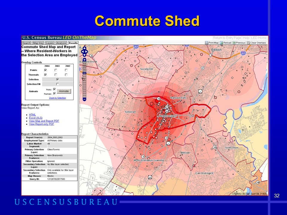 32 Commute Shed