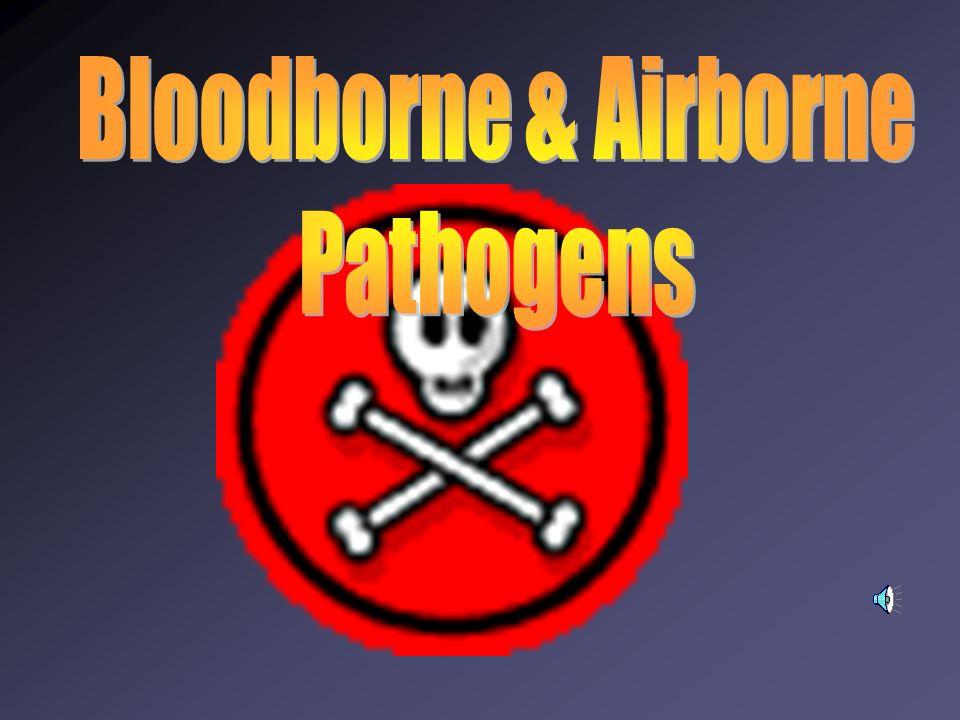 Bloodborne Pathogen Standard 29 CFR 1910.1030