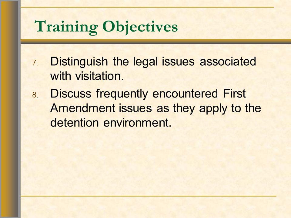 Use of Force Eighth Amendment prohibits cruel and unusual punishment Fourteenth Amendment guarantees due process