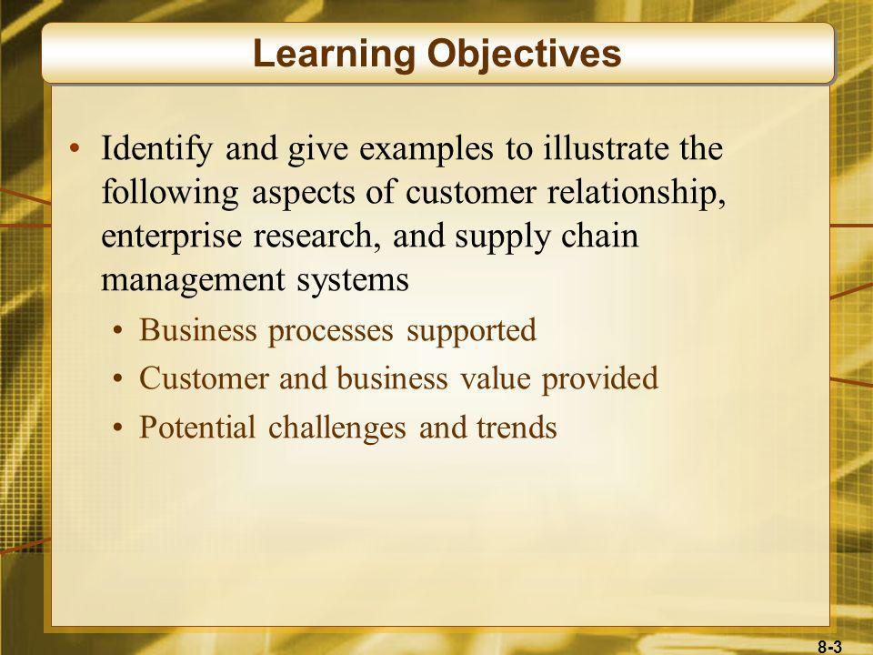 8-24 ERP: The Business Backbone ERP is a cross-functional enterprise backbone that integrates and automates processes within Manufacturing Logistics Distribution Accounting Finance Human resources