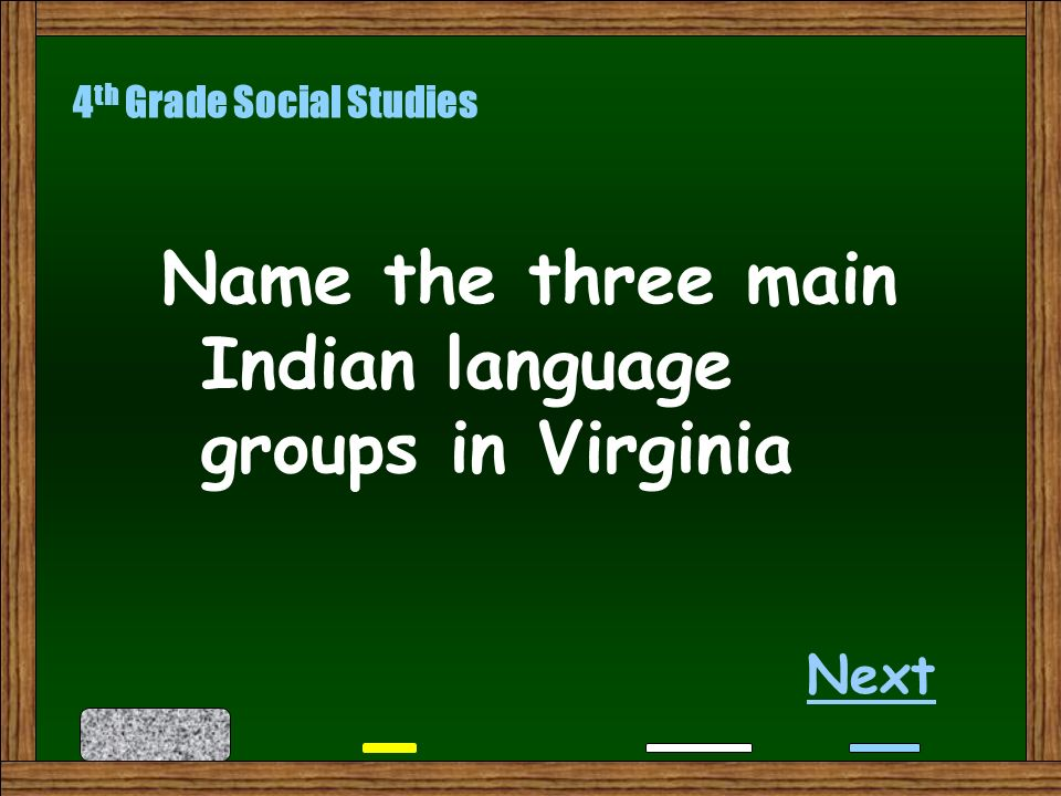 Answer: 3 rd Grade Social Studies Back Mali