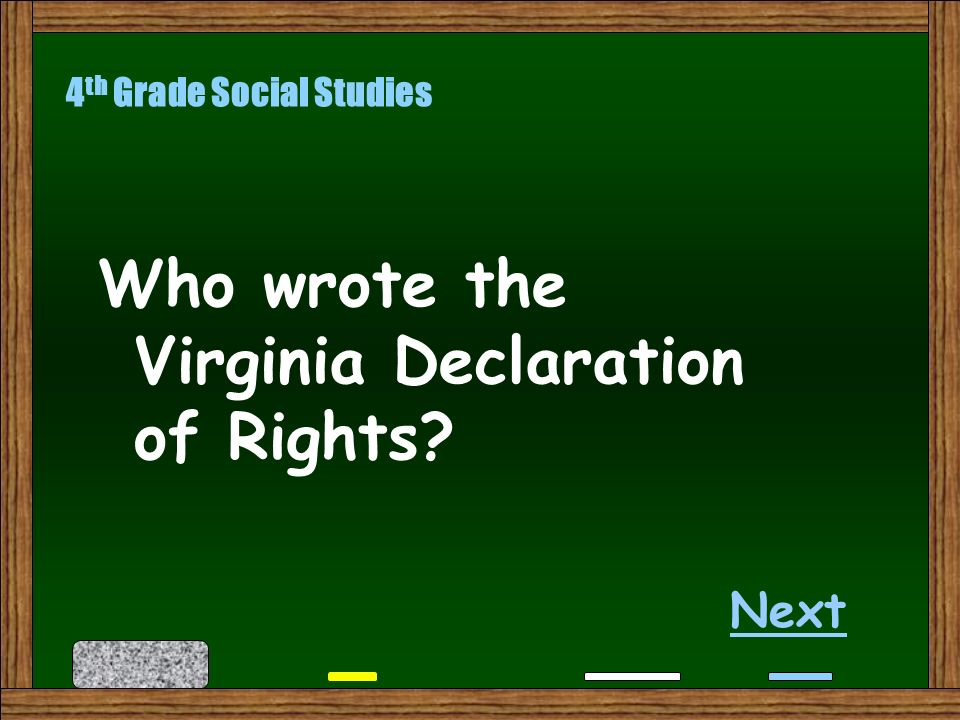 Answer: 3 rd Grade Social Studies Back Ancient Rome