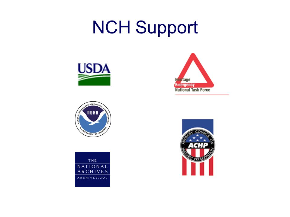 NCH Support