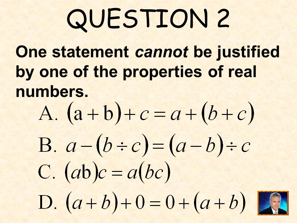 ANSWER 1 What is the distributive property ?