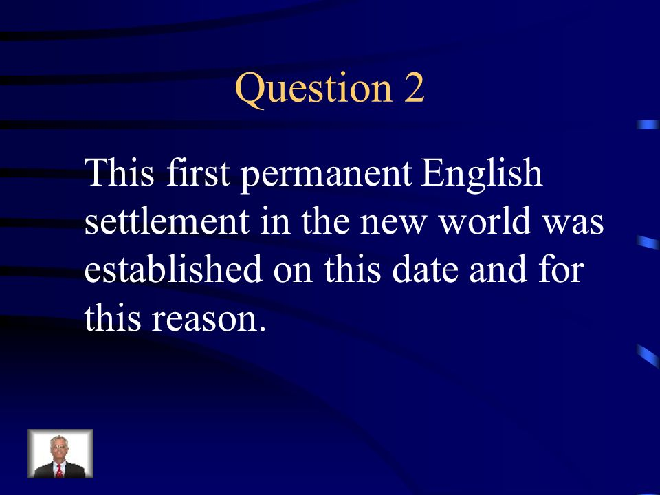 Answer 1 What is --as an economic venture ?