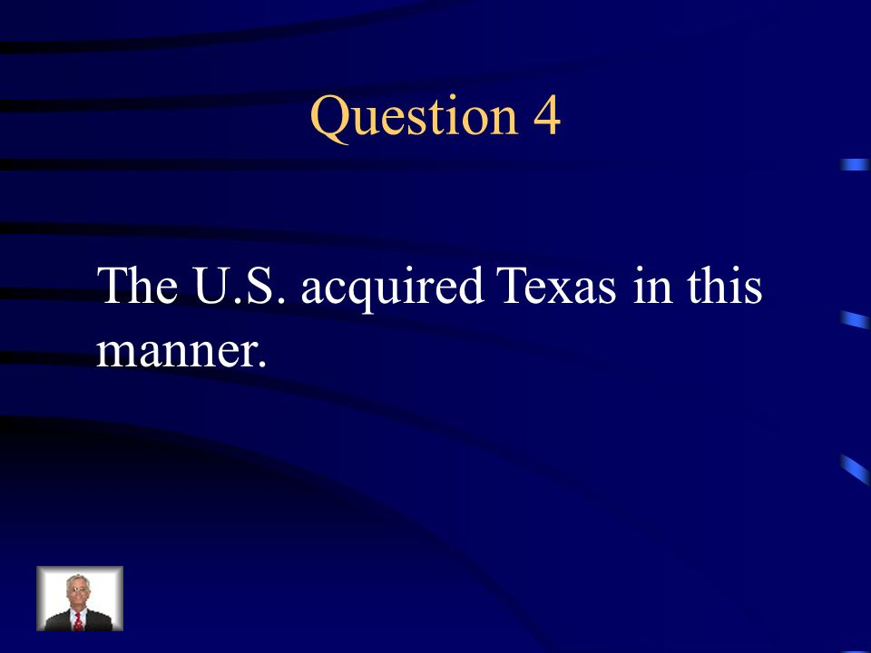 Answer 3 What is --Spain gave Florida to the U.S. through a treaty?