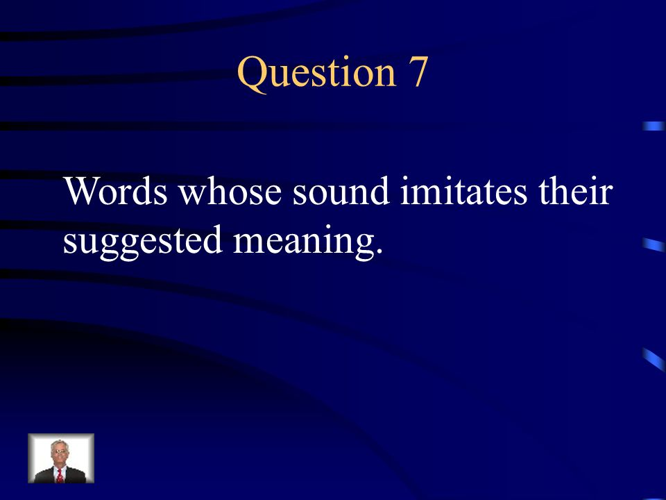 Answer 6 What is – sensory details ?