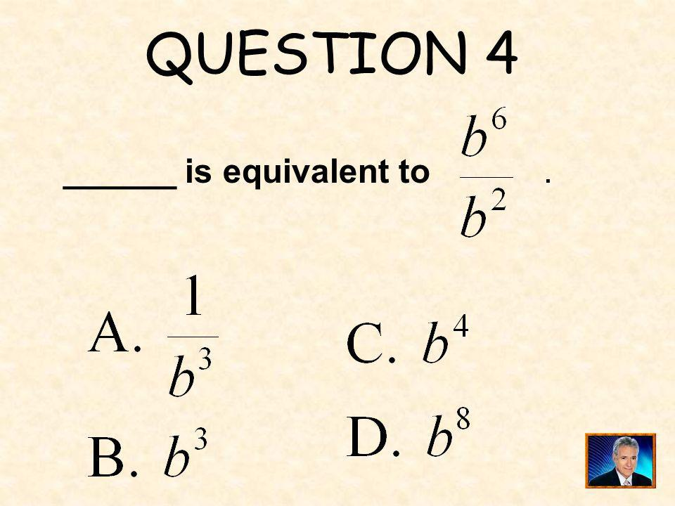 QUESTION 9 In one graph y is a direct variation of x.