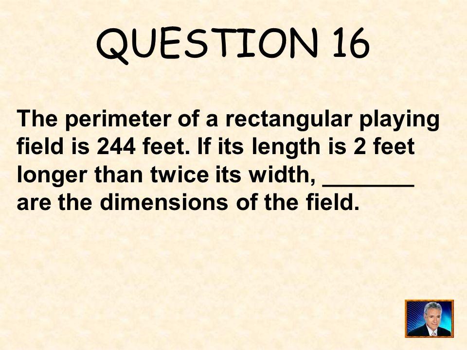 ANSWER 15 What is $0.50 per pencil, $1.20 per pen ?