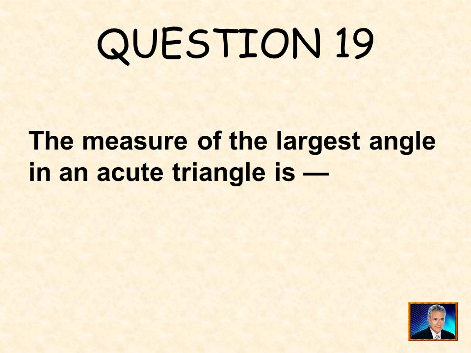 ANSWER 18 What is 81.6 in.