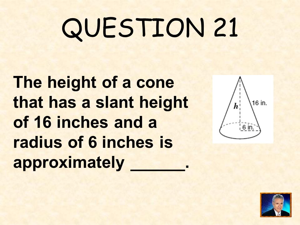 ANSWER 20 What is 29,016 m 2 ?