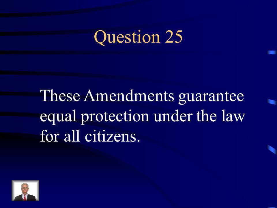 Answer 24 Who was --Clara Barton