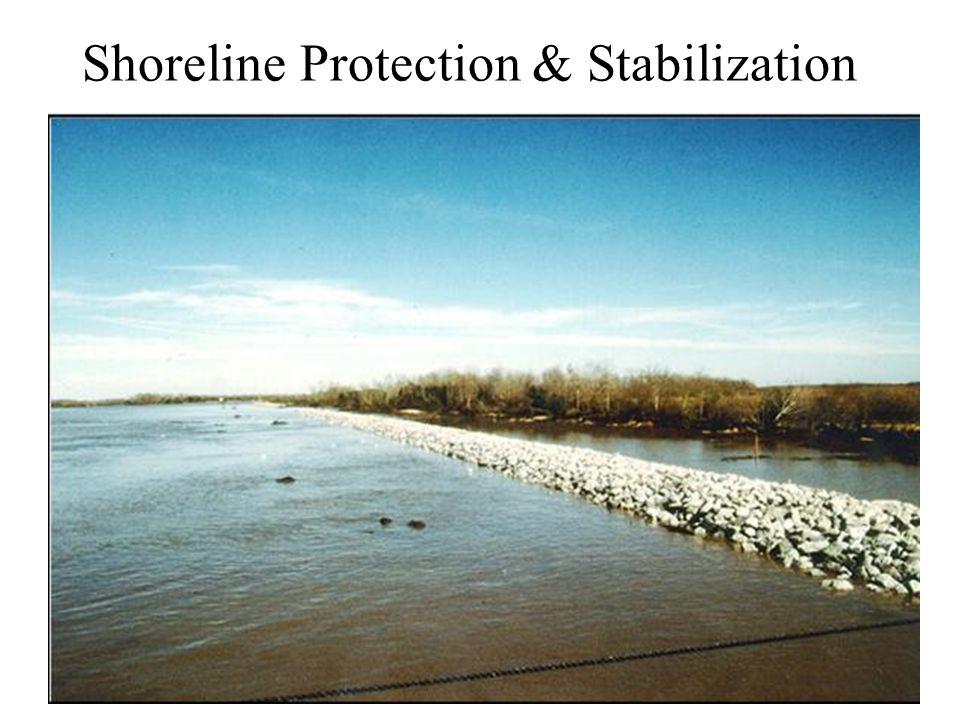 Shoreline Protection & Stabilization