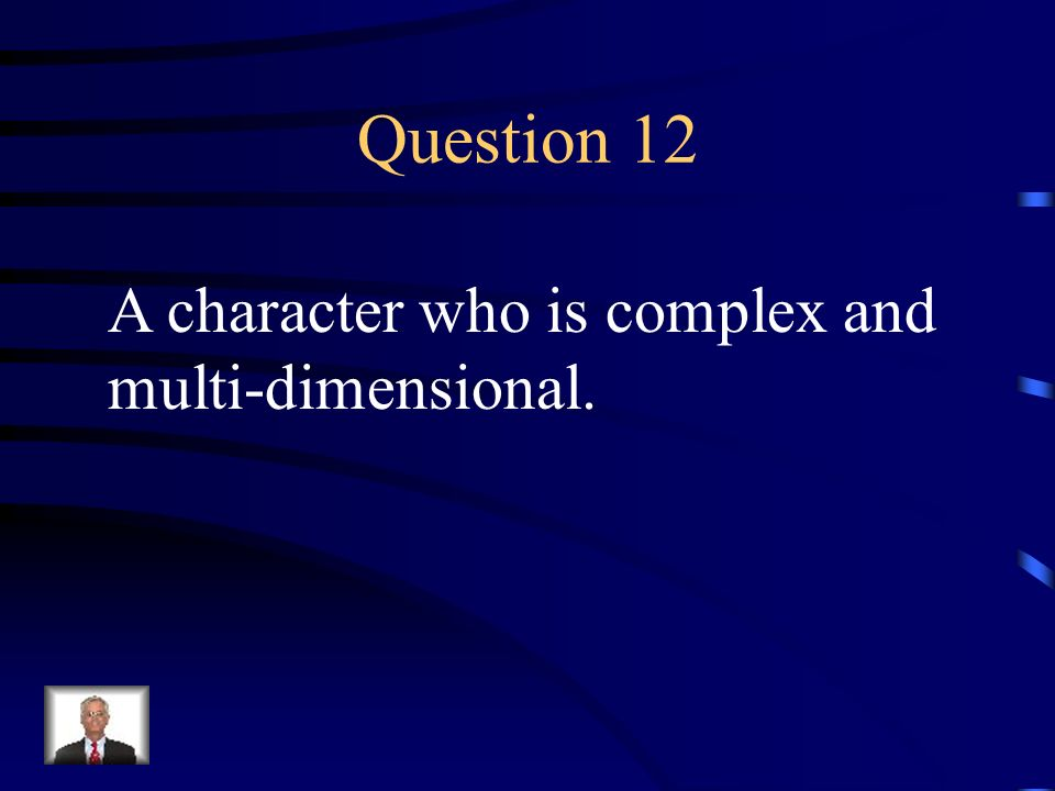 Answer 11 What is – a symbol
