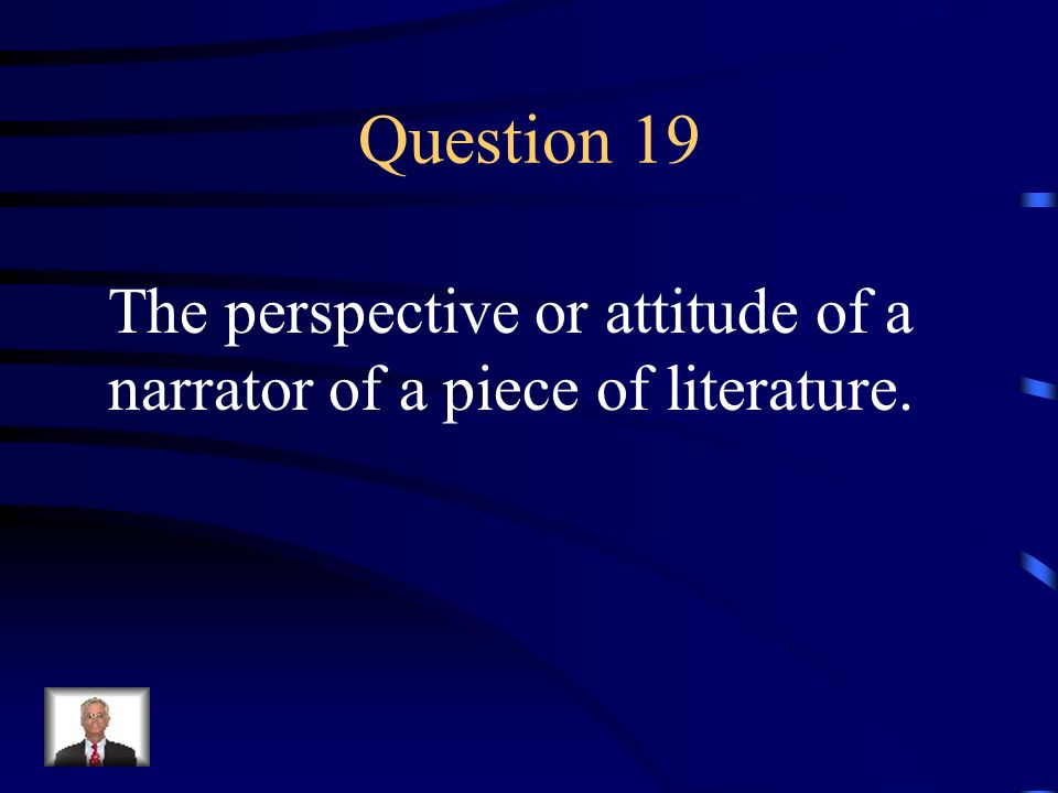 Answer 18 What is – the subplot