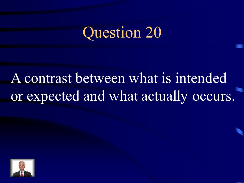 Answer 19 What is – point of view