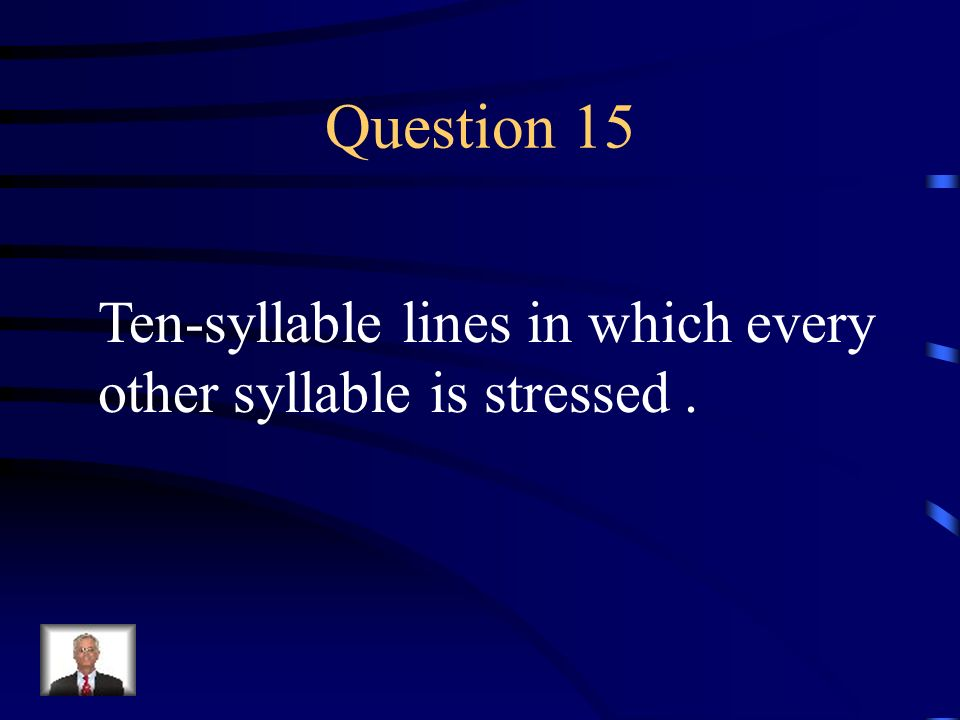 Answer 14 What is – climax