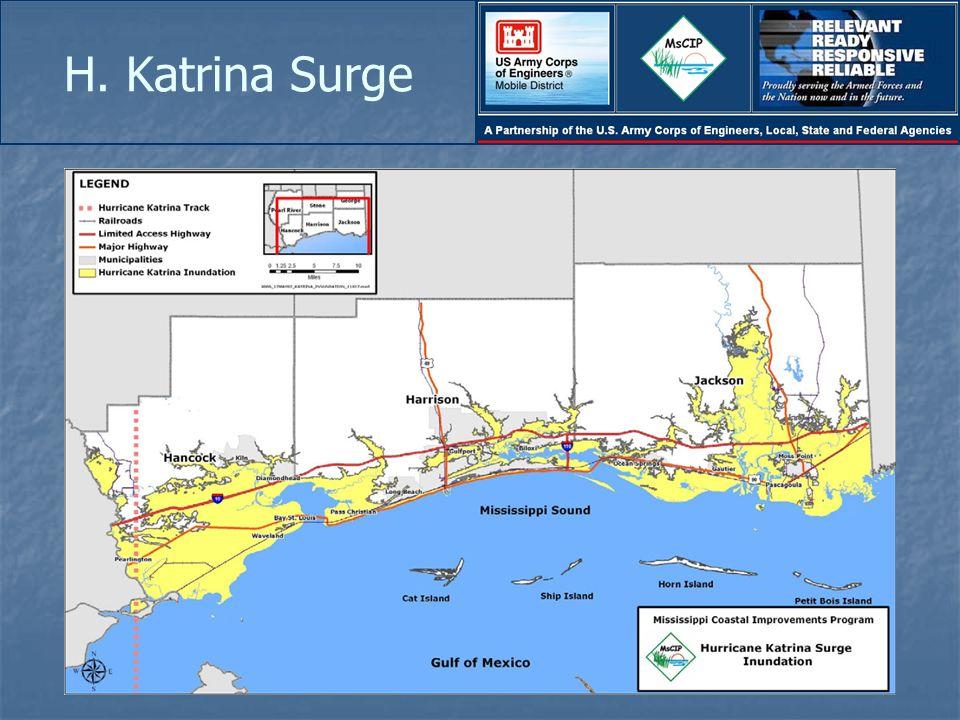 H. Katrina Surge