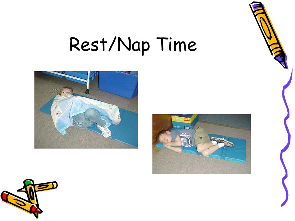 Rest/Nap Time