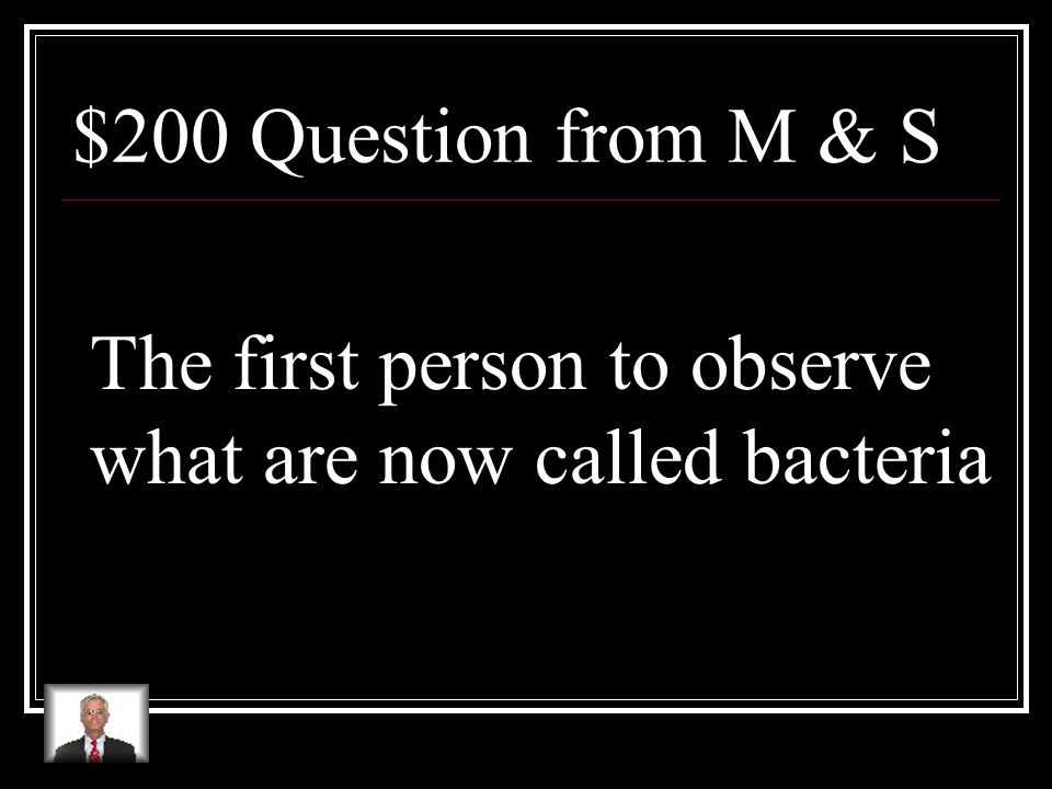 $100 Answer from M & S What are cells?