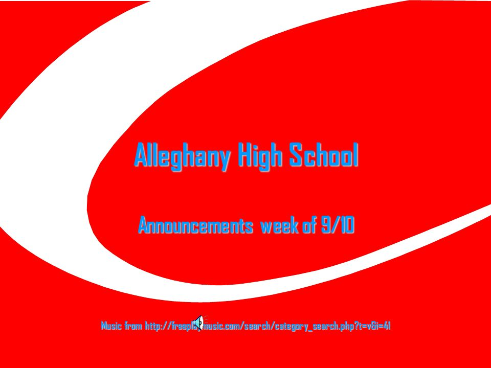 2/28/20142 This Week in Sports @ AHS Tuesday: Golf @ James River -- 4:30 Volleyball @ Parry McCluer – 6 Thursday:Volleyball vs James River – 5:30 JV Football vs Bath – 7 Friday: Football @ Bath County – 7 Cross Country @ Greenbrier East – all day