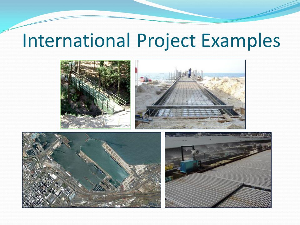 International Project Examples