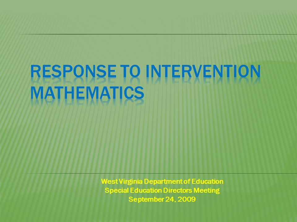 Implementation of the core Consistent progress monitoring Use of evidence-based instructional strategies (e.g., Marzano) Integrity checks (e.g., walk- throughs) Collaborative problem solving (e.g., data meetings) Fidelity is the degree to which something is implemented as designed or intended.