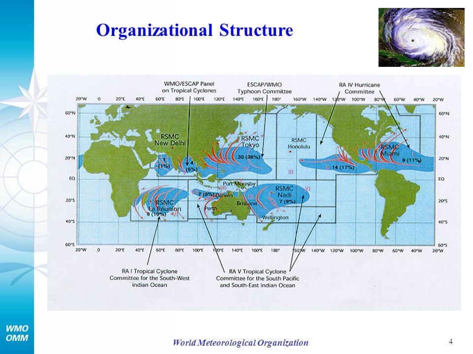 4 World Meteorological Organization Organizational Structure