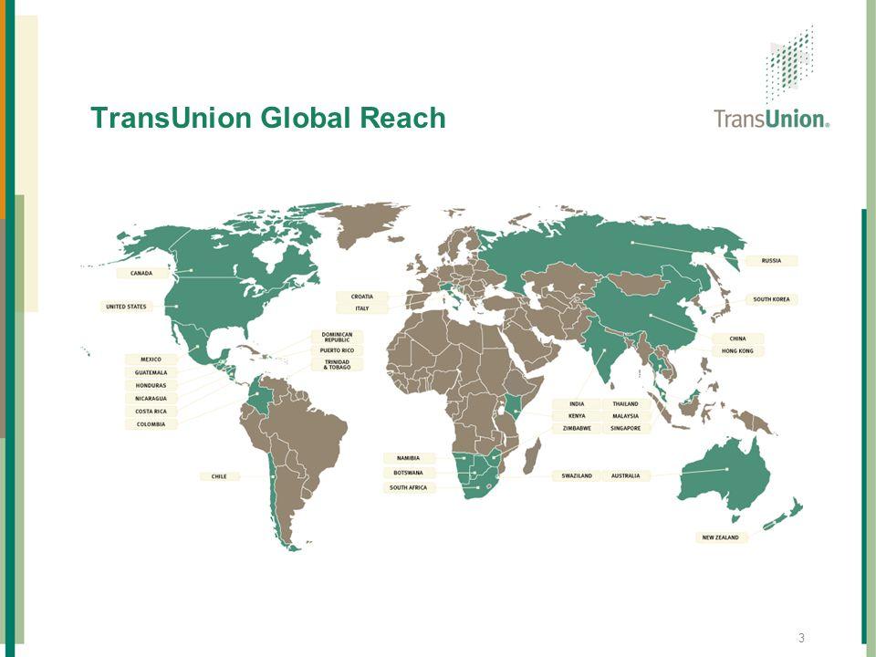 3 TransUnion Global Reach