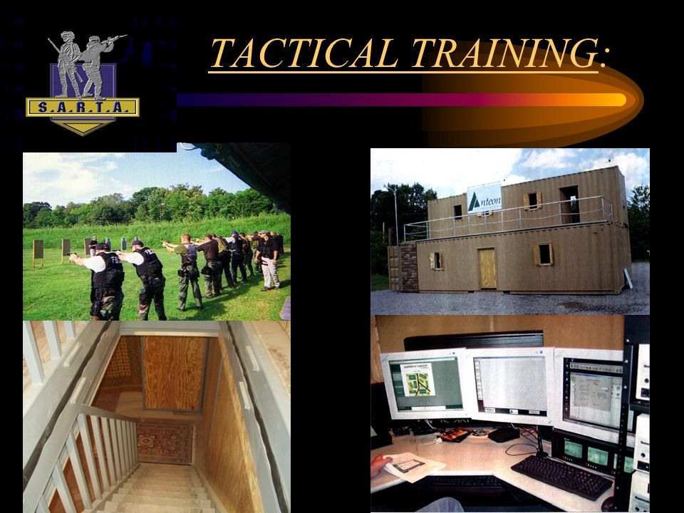 TACTICAL TRAINING: