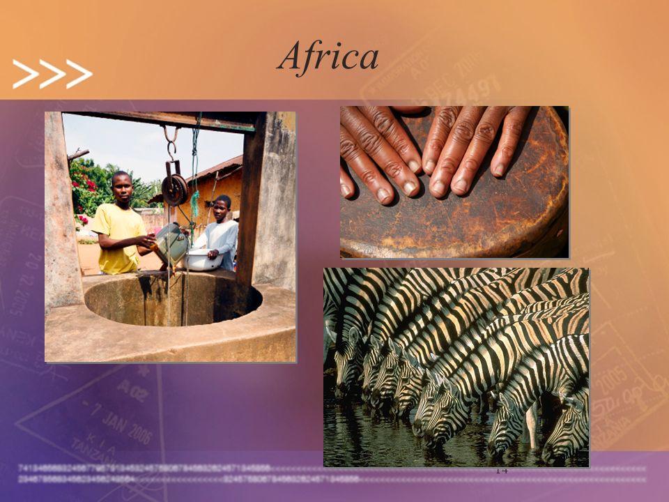 14 Africa