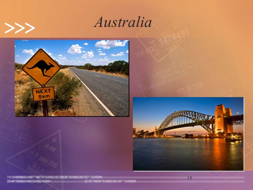 16 Australia
