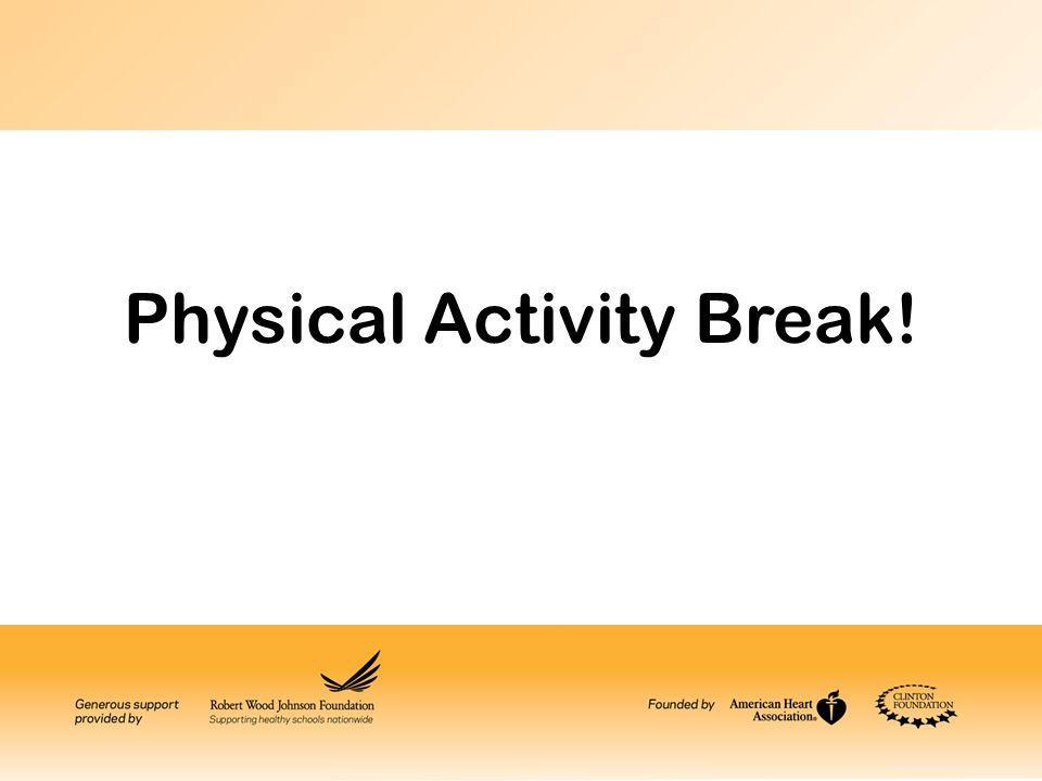 Physical Activity Break!