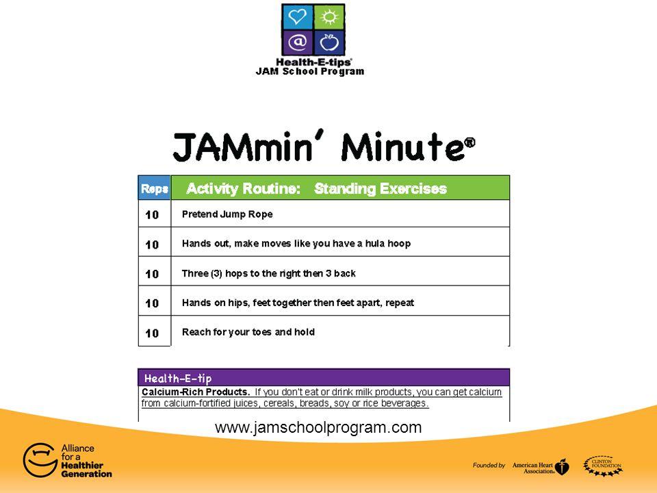 www.jamschoolprogram.com