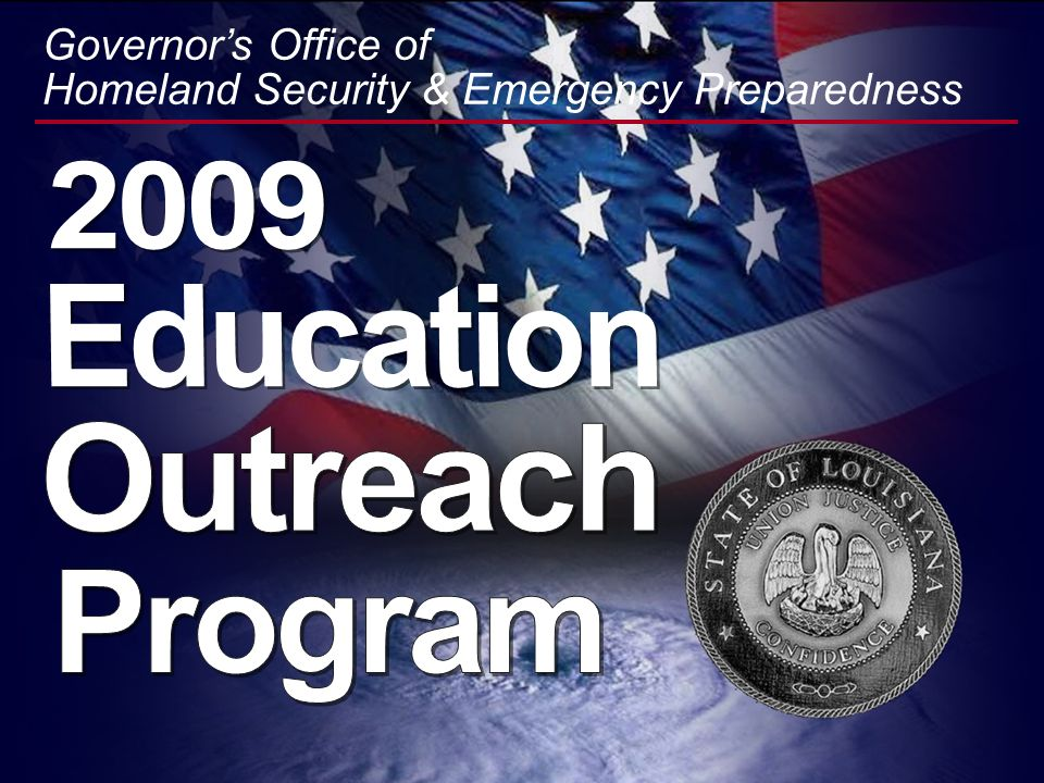 Governors Office of Homeland Security & Emergency Preparedness